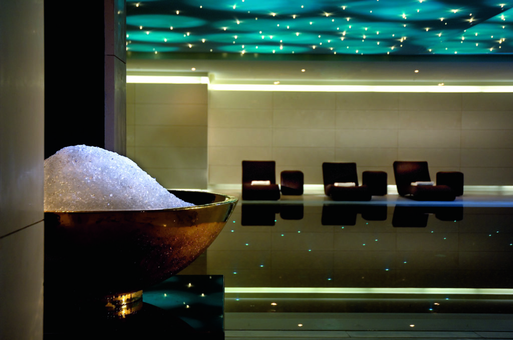 Das glamouröse Spa des The Ritz Carlton Moscow