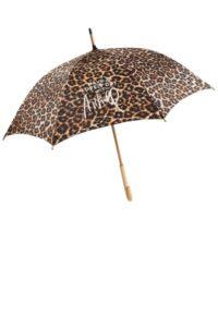 Statement-Regenschirm mit angesagtem Leo-Print um € 49,90