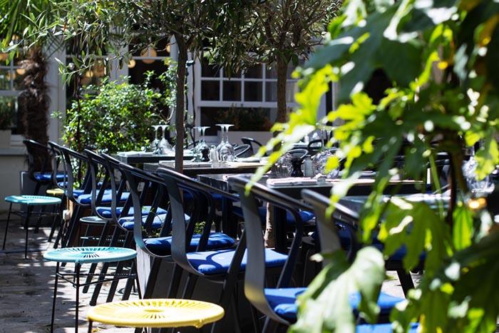 Die Terrasse des Marcello ist einer unserer liebsten Go-To-Places.