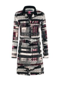 Mantel aus Jersey-Jacquard um € 499,–