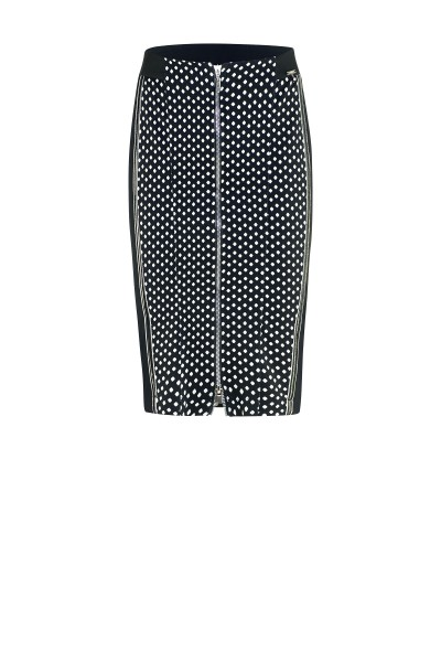 Pencil Skirt mit Polka Dots um € 299,–