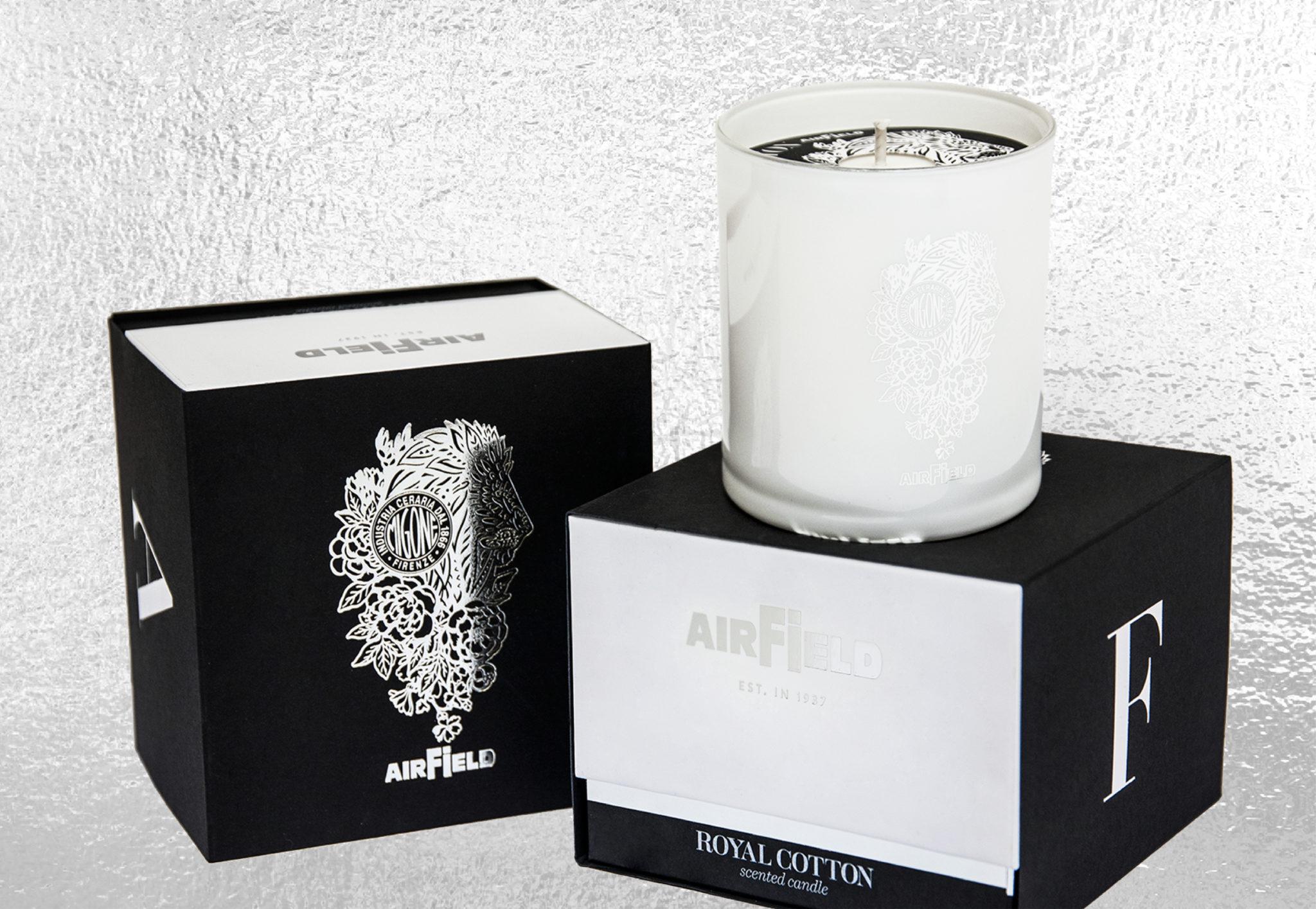 So duftet purer Luxus_Migone 1866 x AIRFIELD