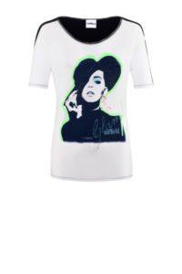 Shirt mit Glamour-Portrait um € 129,90