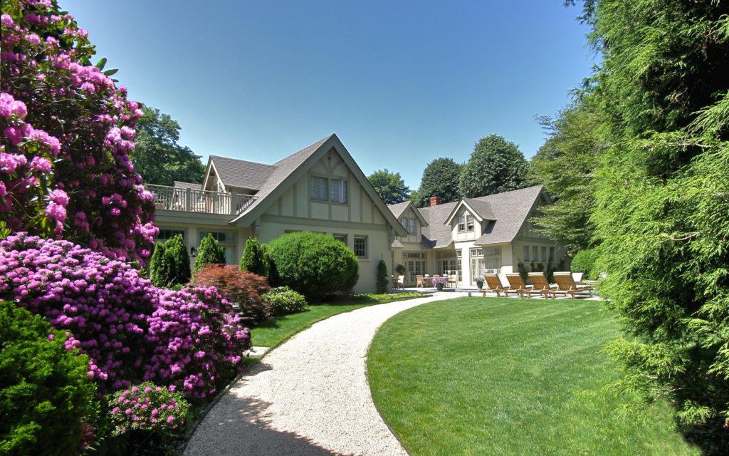 Leisure in den Hamptons: Baker House 1650