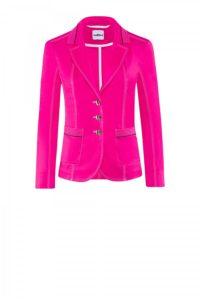 Taillierter Blazer in Pink um € 279,–