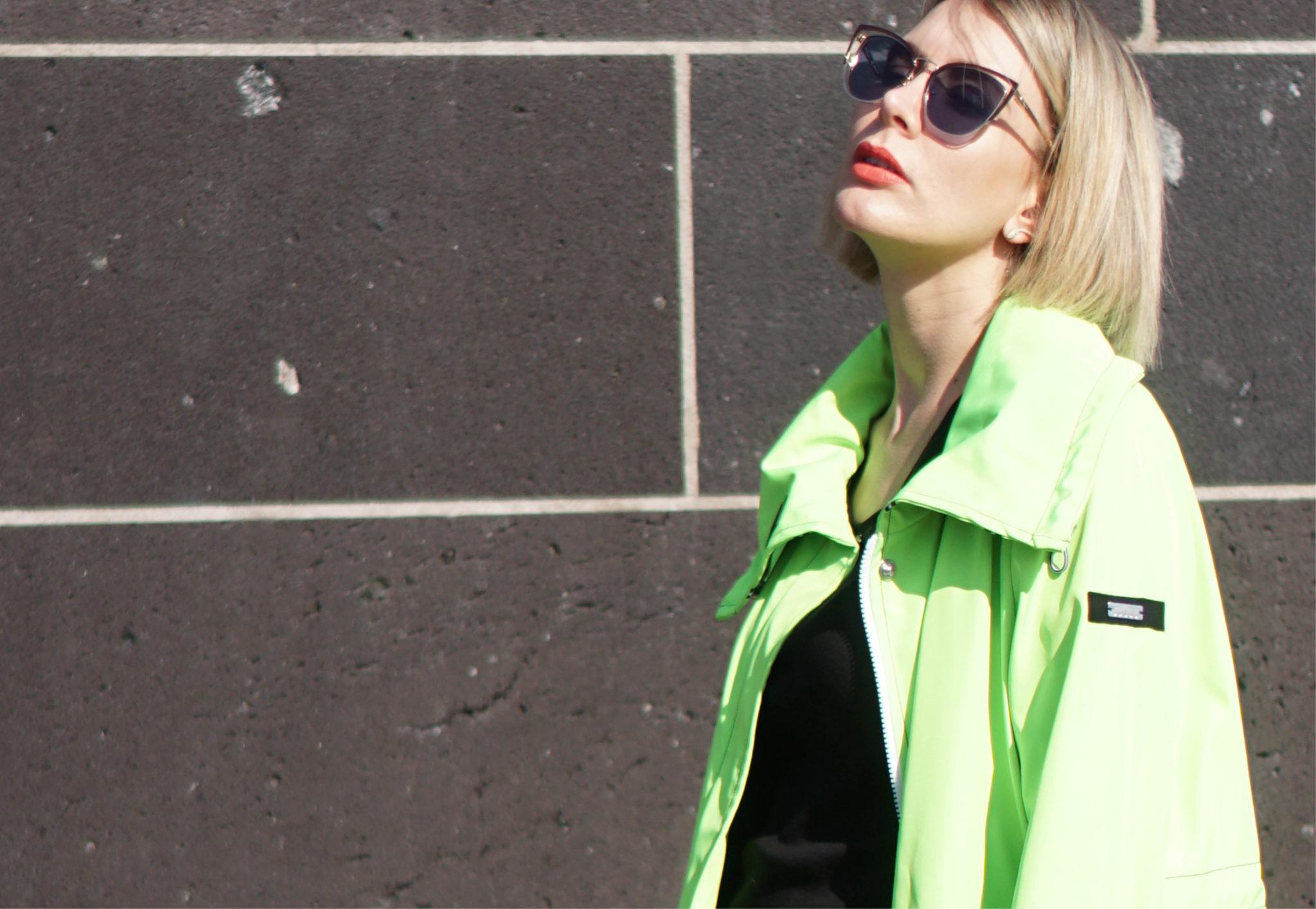 AIRFIELD Mode und die 80er Jahre