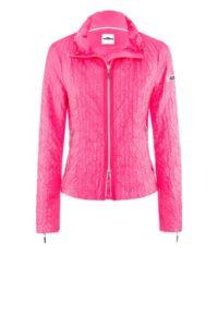 Taillierte Jacke in Hot-Pink um € 499,–