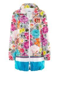 Mantel mit Blumenprint um € 699,–