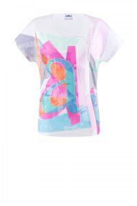 Locker geschnittenes Print-Shirt aus Viskose um € 129,90