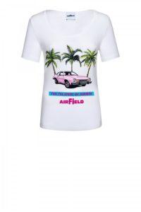 Trendy Sommer-Shirt aus Viskose um € 89,90