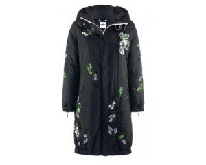 Mantel mit Blütenstickerei um € 599,–