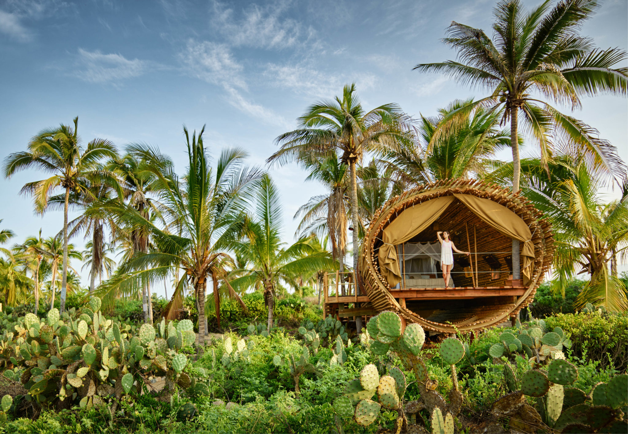 Travel-Trend Glamping