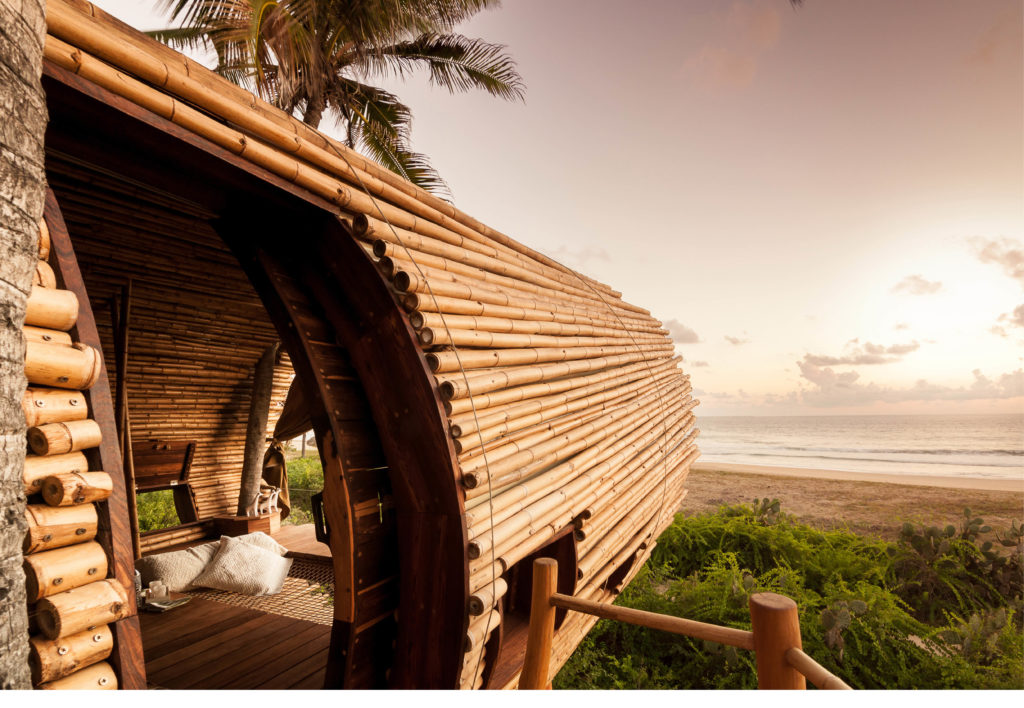 Glamping im Playa Vida Resort
