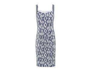 Kleid mit Schlangenprint um € 349,–