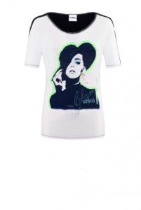Shirt mit Glamour-Print um € 90,93 statt € 129,90