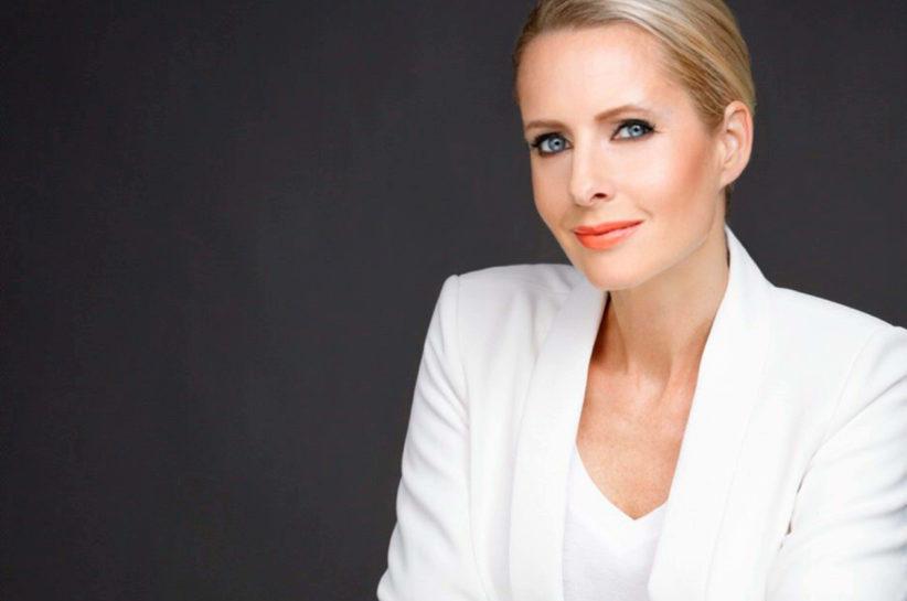Dr. Babor PR-Managerin und Beauty-Expertin Justine Gaetcke