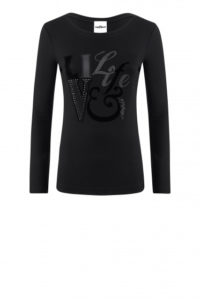 Print-Shirt aus Baumwolle und Modal um € 139,90