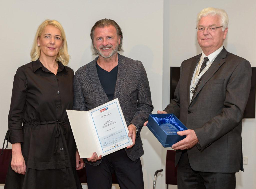 Auszeichnung für Nachhaltigkeit
