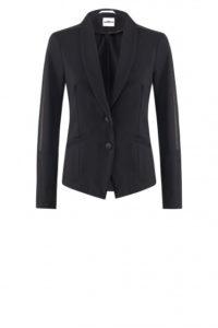 Power Look: Klassisch schwarzer Blazer um € 379,–